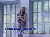 Sepi Tanpa Cinta - Spring Malay Karaoke HiFiDualAudio