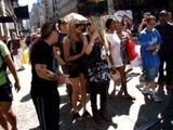 Stephanie Pratt Tells Us Her Favorite MJ Track, Gets Accosted By Japanese Tourists And Then Is Pestered By A Man Who