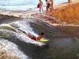 Surf Plage Grande Anse Deshaies Guadeloupe