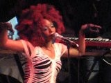 Sy Smith & Zo! - Live@Bizz' Art 2011-03-05