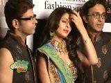 Sexy Anjana Sukhani' S Hot Photoshoot In Tight Choli