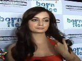 Sexy Dia Mirza At Production House Launch