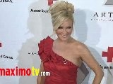 BRIDGET MARQUARDT At Red Cross RED TIE AFFAIR 2011