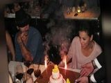 SNTV - Eva Longoria' S Double B-Day