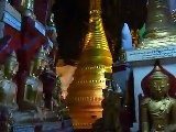 Shwe Oo Min Pagoda Grotte Des 8000 Bouddhas