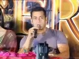 Salman Khan Promotion For Veer In Hyderabad