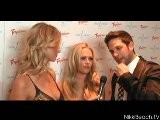 Sabrina Robertson Interviews Natalie Hall And Brandon Barash