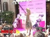Supermodel Candice Swanepoel Reveals VS FANTASIES In Los Angeles