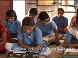 School Near Dhawa Doli Wildlife Sanctuary