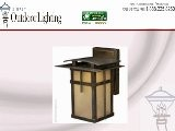 San Fernando Outdoor Wall Lantern For Sale