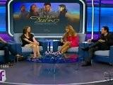 Sandra Echeverria Y Laisha Wilkins En El Gordo Y La Flaca