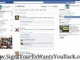 Step By Step Video Showing How To Block Your Ex On Facebook - Walk Along Video