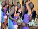 Shaq&#039 S Goes Public With Girlfriend Hoopz