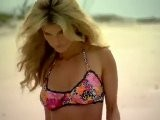 SI Swimsuit- Marisa Miller Body Painting