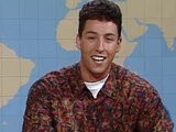 Saturday Night Live Travel Correspondent Adam Sandler