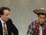 Saturday Night Live Weekend Update Segment: Adam Sandler As Cajun Man