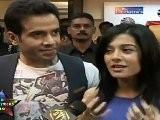 Sexy Amrita Rao Gives Away Her Naughty Smile At Event Of ' Love U Mr Kalaakar'