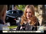 Sarah Michelle Gellar On Pix 11 Morning News - September 2011