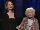 Saturday Night Live Julianne Moore Monologue