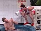 Saturday Night Live Jacuzzi Lifeguard