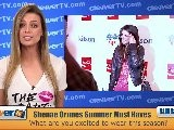 Shenae Grimes Talks Summer Fashion Must-Haves