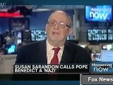 Susan Sarandon Calls The Pope A Nazi
