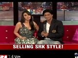 SRK Turns Salesman On Preity Zinta&#039 S Show