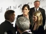Sandra Bullock Steps Out For A Good Cause