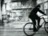 Thomas Edison - 1899 Bicycle Trick Ride