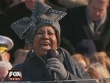 The Presidential Inauguration Aretha Franklin' S Performance