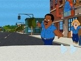 The Cleveland Show Drinking On The Job