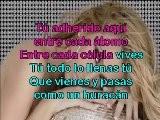 Tu - Karaoke - Noelia - Romantica