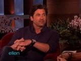 The Ellen Show Patrick Dempsey&#039 S Animal Update!