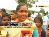 Tamil Nadu Floods: Thousands Homeless And Marooned