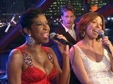 The Real Housewives Of New York City Natalie Cole And LuAnn Perform