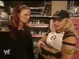 Trish Stratus, Lita And Nidia Segment RAW 9.6.2004