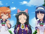 Twin Angel: Twinkle Paradise - Episode 5 - Passionate Love Warning! Senjou-sensei&rsquo S Part-time Job!