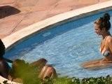 Tulisa Contostavos Spotted In A Bikini In Ibiza