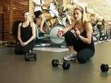 The Hill&#039 S Audrina Patridge&#039 S Workout