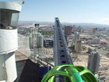 Take A Ride On X-Scream At Stratosphere Hotel In Las Vegas