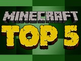 Top 5 Minecraft Creations - Castles S02E01