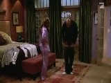 Tisha Campbell - Purple Satin Pajamas
