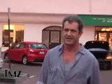 TMZ On TV Mel Gibson: Okansa&#039 S Music BLOWS!