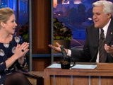 The Tonight Show With Jay Leno Christina Applegate, Part 2