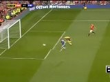 THAT Fernando Torres Miss Vs Manchester United Sept 18th 2011 HD