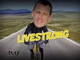TMZ On TV Lance Armstrong Makes TMZ Photog Puke