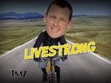 TMZ On TV Lance Armstrong Makes TMZ Photog Puke