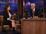 The Tonight Show With Jay Leno Maya Rudolph, Part 2