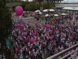 Thousands Turn Out To Support The Race For A Cure
