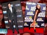 Taylor Lautner & Lily Collins Split